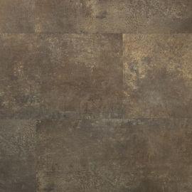 Douwes Dekker klik PVC vloer flinke tegel brownie