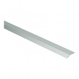 Overgangsprofiel zilver 5 mm (zelfklevend)