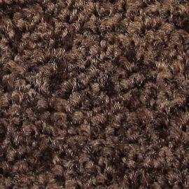 ParketEntree mat Functioneel bruin 200 cm breed