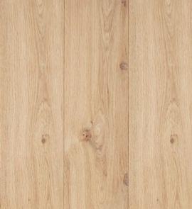 Massief eiken vloer met ultra matte SKYLT lak