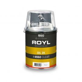 ROYL Oil 2K Clear #4560 (1L)