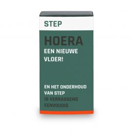 STEP Onderhoudsset Start (0,25 L)